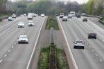Bei einem Unfall auf der Autobahn muss nicht zwingend die Polizei gerufen werden