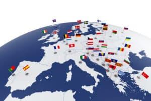Unfall im Ausland: Was nun? Innerhalb der EU sind die Schritte vereinheitlicht.