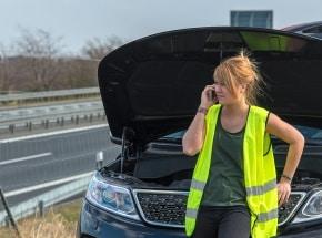Der Zentralanruf der Autoversicherer gibt Auskunft bei einem Unfall in Portugal.