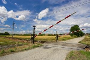 Es gibt Mittel und Wege, einen Unfall mit einem Zug zu vermeiden.
