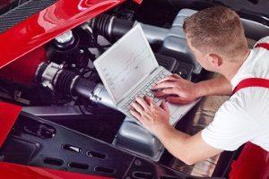 Bevor nach einem Unfall mit der Reparatur begonnen wird, muss eine Reparaturfreigabe eingeholt werden.