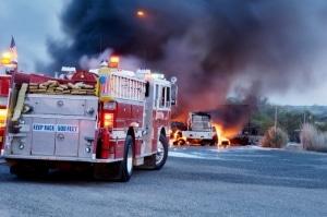 Bei einem Unfall lohnt sich eine Vollkaskoversicherung