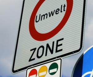 Das Verbot für Dieselfahrzeuge würde auch Kfz mit einer grünen Umweltplakette betreffen.