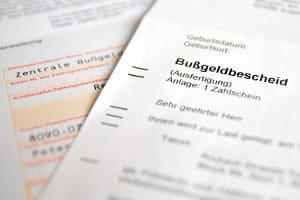 Suchen Sie einen Verkehrsanwalt aus Karlsruhe, um einen Bußgeldbescheid zu überprüfen?