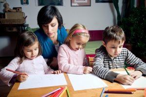 Verkehrserziehung: Kinder orientieren sich an ihren Eltern.