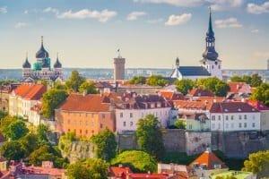 Verkehrsregeln in Estland: Verstöße können sehr teuer werden.