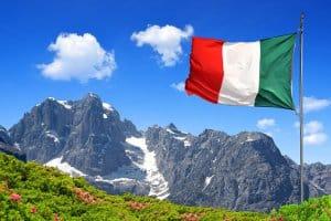 Die Verkehrsregeln in Italien sollen auch die Natur schützen und Immissionen einsparen.