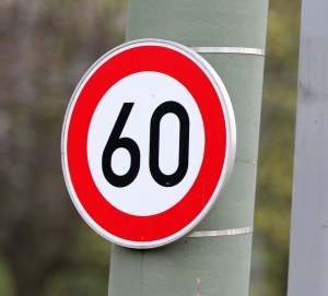 LAVEG stellt Geschwindigkeitsüberschreitungen fest