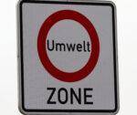 Verkehrszeichen für Umweltzone