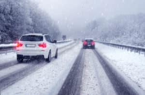 Eine Versicherung für den Hummer ist auch bei schweren Unwetter geeignet.