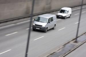Geschwindigkeitsmessung mit VSTP