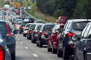 Mit dem VIDIT-Verkehrskontrollsystem ist eine Abstandsmessung möglich.