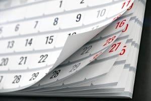 Spätestens nach Ablauf der Viermonatsfrist wird das Fahrverbot automatisch wirksam.