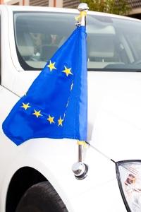Vorläufiger Führerschein im Ausland: Es ist möglich, dass dieser dort nicht ausreicht.
