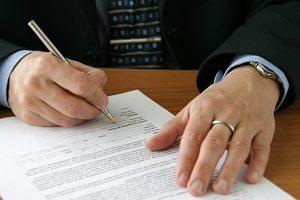 Vorvertrag Beim Autokauf Abschließen Autokauf 2019