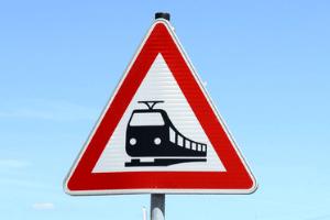 VZ 151: Bahnübergang