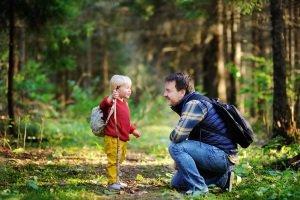 Wandern im Naturschutzgebiet erfordert vorherige Kenntnis bestimmter Regelungen und Gesetze.