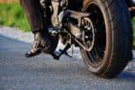 Wechselkennzeichen gibt es auch fürs Motorrad.