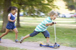 Das Wegerecht auf einem Grundstück ist oft wichtig für Nachbarn.