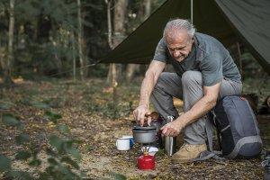 Wild-Campen im Wald ist verboten
