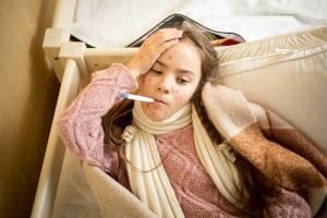 Sind Windpocken gegenüber der Schule meldepflichtig?
