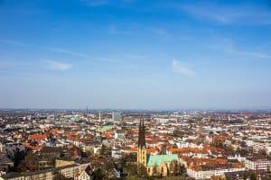 Wunschkennzeichen können in Bielefeld beantragt werden.