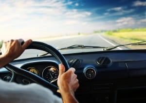 Vorsicht: Zolpidem kann sich auf das Autofahren auswirken.